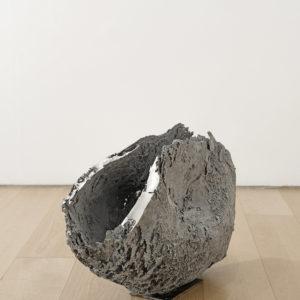 Untitled, 2016, Aluminium, 44 x 78 x 30 cm