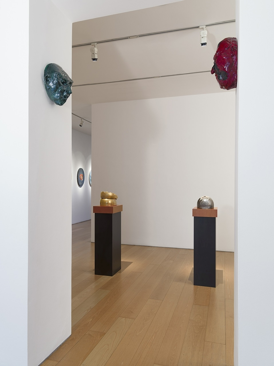 Thomas SCHÜTTE Installation View Athens, May 20 - July 15, 2015