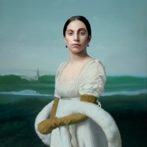 "Lady Gaga: Mademoiselle Caroline Riviere, 2013, High Definition Video, 65""' Plasma Monitor/digital player/speaker Ed. of 3 AP 3"