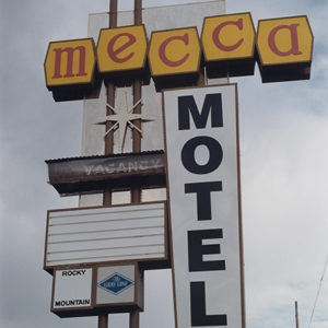 Mecca Motel Colorado, 1997, Chromogenic print Unique photo 49 x 38 cm  (framed)