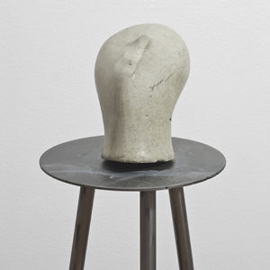 Untitled ,1980's-1990's, 84, clay 18 x 12 x 20 cm