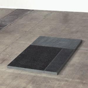 Untitled, Undated, Granite 120 x 80 x 4,5 cm