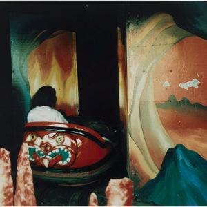 Coney Island (Haunted House), 1997, Chromogenic print 49 x 52 cm