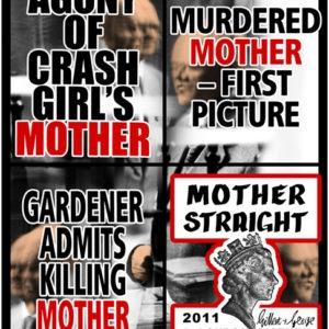 Mother Straight, 2011, 151 x 127 cm
