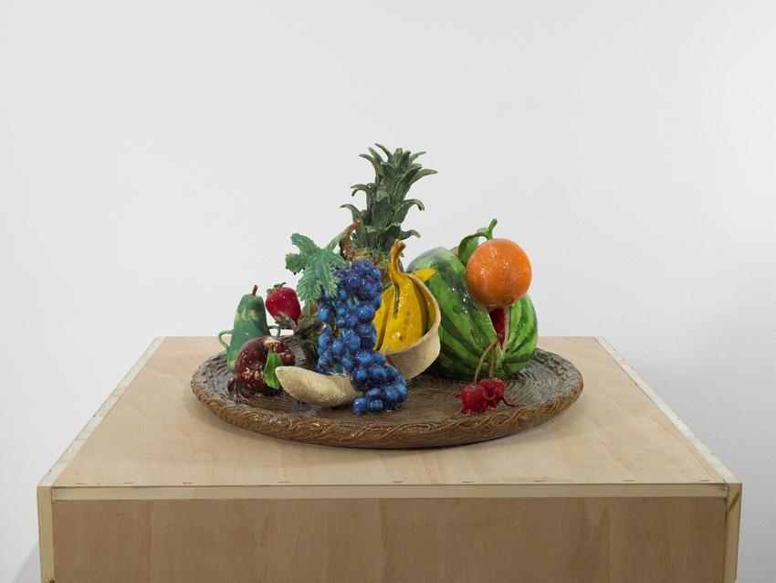 Symposium, 2012, Ceramic 33 x 51 x 51 cm