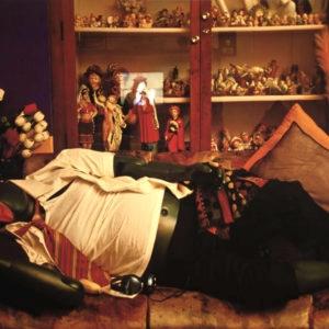 Still Asleep, 2006, Print on archival paper 112 x 168 cm