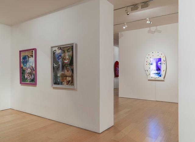 General View in Bernier/ Eliades gallery, Athens, Greece Photo: Boris Kirpotin